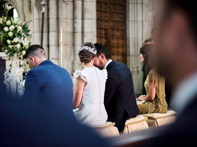 La boda de Miguel y Silvia en Outes, A Coruña 51