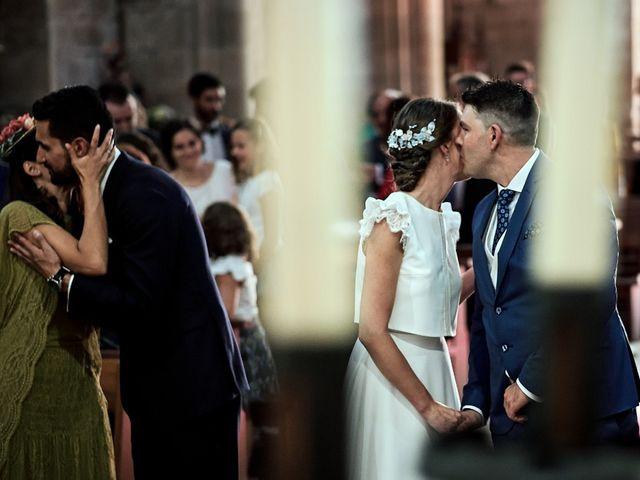 La boda de Miguel y Silvia en Outes, A Coruña 53