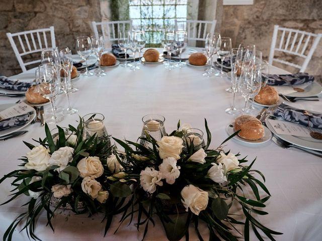La boda de Miguel y Silvia en Outes, A Coruña 58