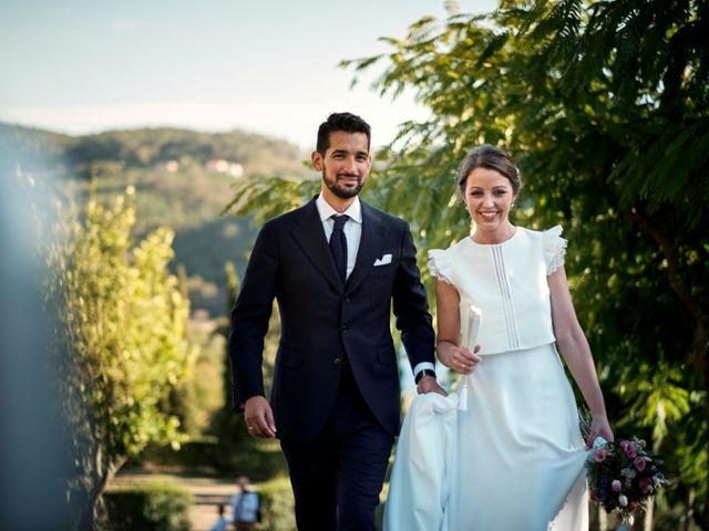 La boda de Miguel y Silvia en Outes, A Coruña 59
