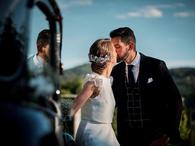 La boda de Miguel y Silvia en Outes, A Coruña 60