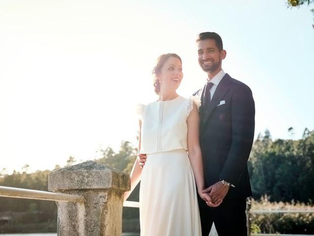 La boda de Miguel y Silvia en Outes, A Coruña 67