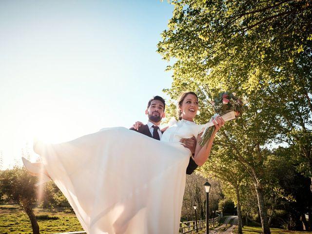 La boda de Miguel y Silvia en Outes, A Coruña 72