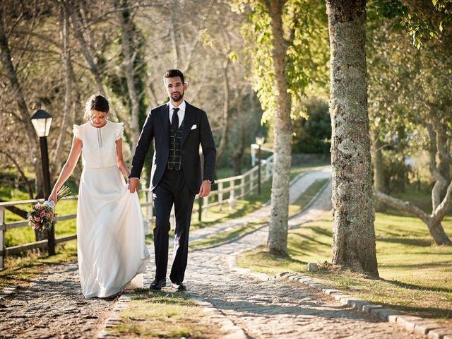 La boda de Miguel y Silvia en Outes, A Coruña 73