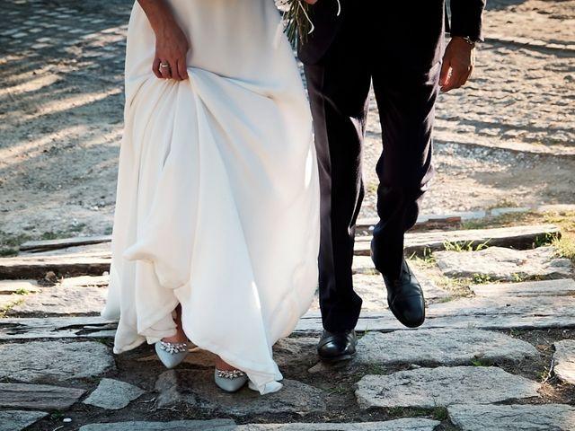 La boda de Miguel y Silvia en Outes, A Coruña 77