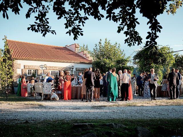 La boda de Miguel y Silvia en Outes, A Coruña 79