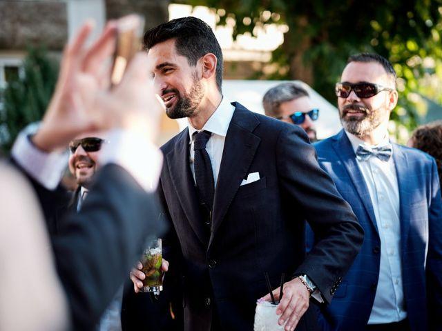 La boda de Miguel y Silvia en Outes, A Coruña 81