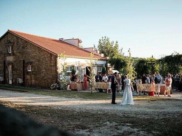 La boda de Miguel y Silvia en Outes, A Coruña 83