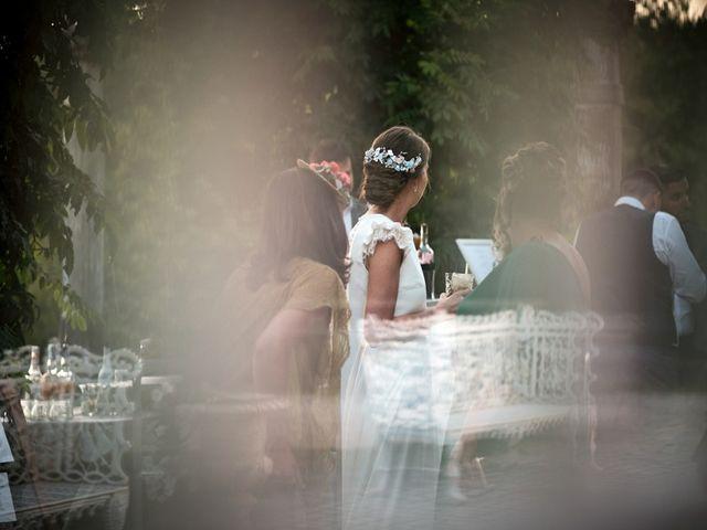 La boda de Miguel y Silvia en Outes, A Coruña 85