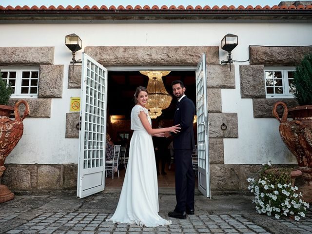 La boda de Miguel y Silvia en Outes, A Coruña 86