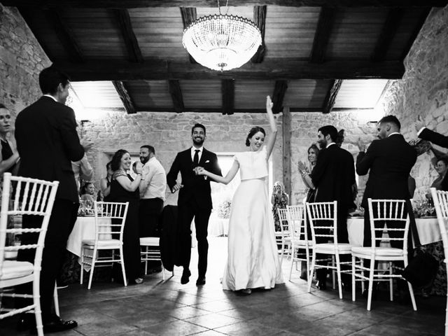 La boda de Miguel y Silvia en Outes, A Coruña 87