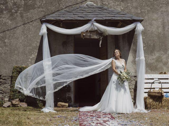 La boda de Matías y Ana en Cueva (La Espina), Asturias 11