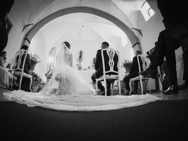 La boda de Matías y Ana en Cueva (La Espina), Asturias 25