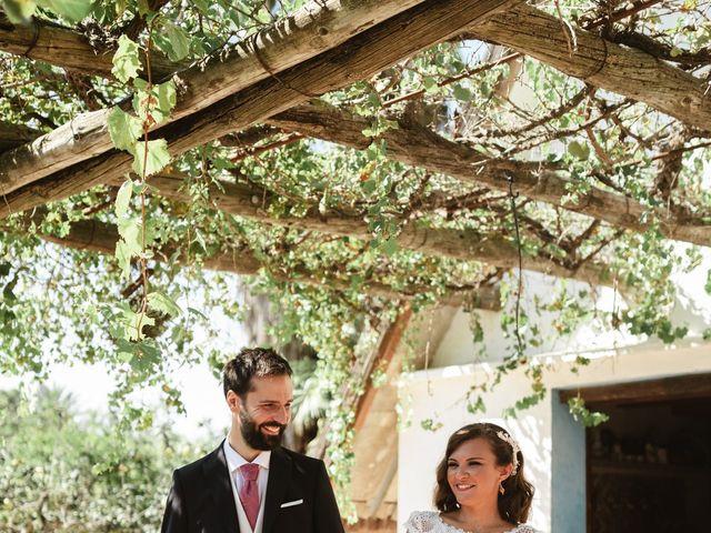 La boda de David y Carme en Valencia, Valencia 10
