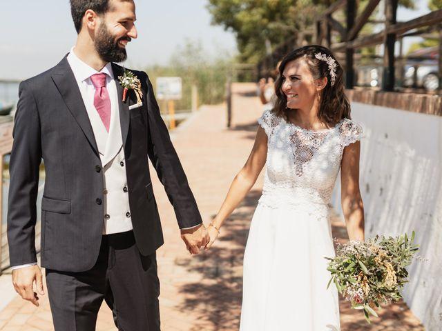 La boda de David y Carme en Valencia, Valencia 11