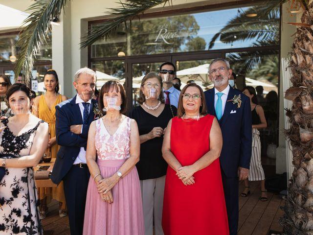 La boda de David y Carme en Valencia, Valencia 16