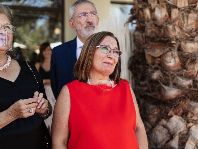 La boda de David y Carme en Valencia, Valencia 17