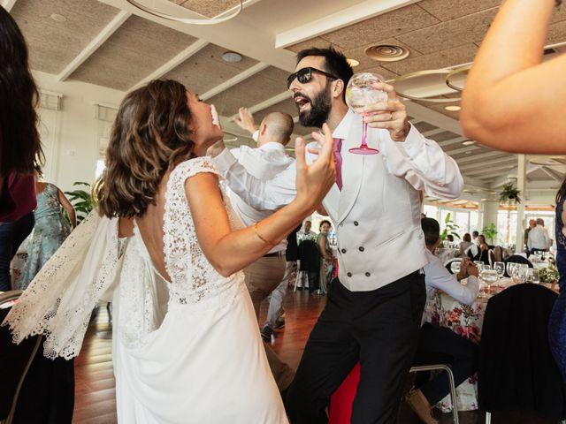 La boda de Carme y David