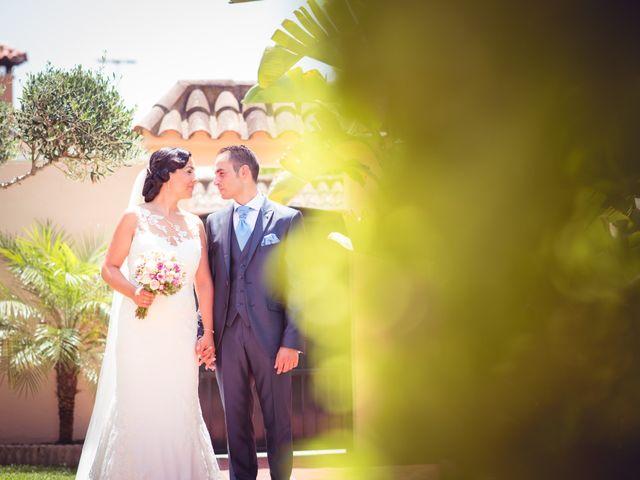 La boda de David y Natalia en El Puerto De Santa Maria, Cádiz 6