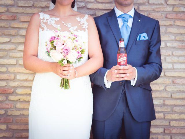 La boda de David y Natalia en El Puerto De Santa Maria, Cádiz 1