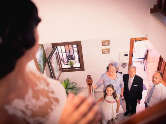 La boda de David y Natalia en El Puerto De Santa Maria, Cádiz 15