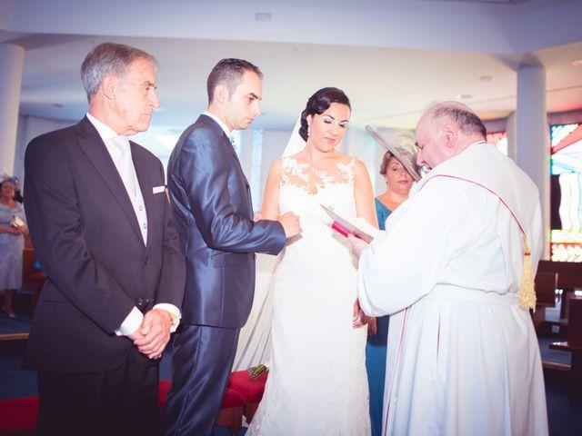 La boda de David y Natalia en El Puerto De Santa Maria, Cádiz 16