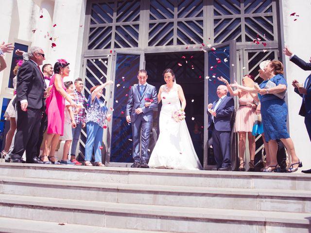 La boda de David y Natalia en El Puerto De Santa Maria, Cádiz 17