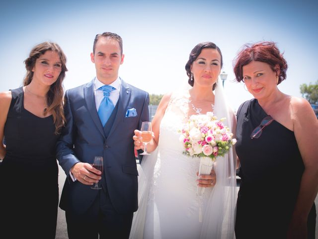 La boda de David y Natalia en El Puerto De Santa Maria, Cádiz 20