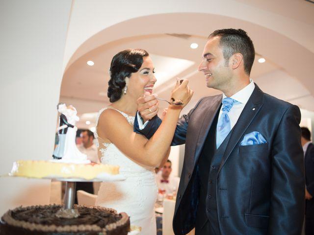 La boda de David y Natalia en El Puerto De Santa Maria, Cádiz 25