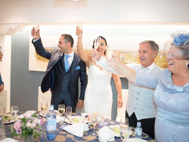 La boda de David y Natalia en El Puerto De Santa Maria, Cádiz 26