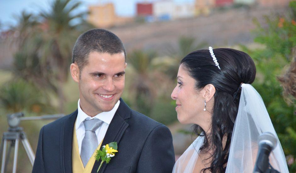 La boda de Adexe y Yéssica en Las Palmas De Gran Canaria, Las Palmas
