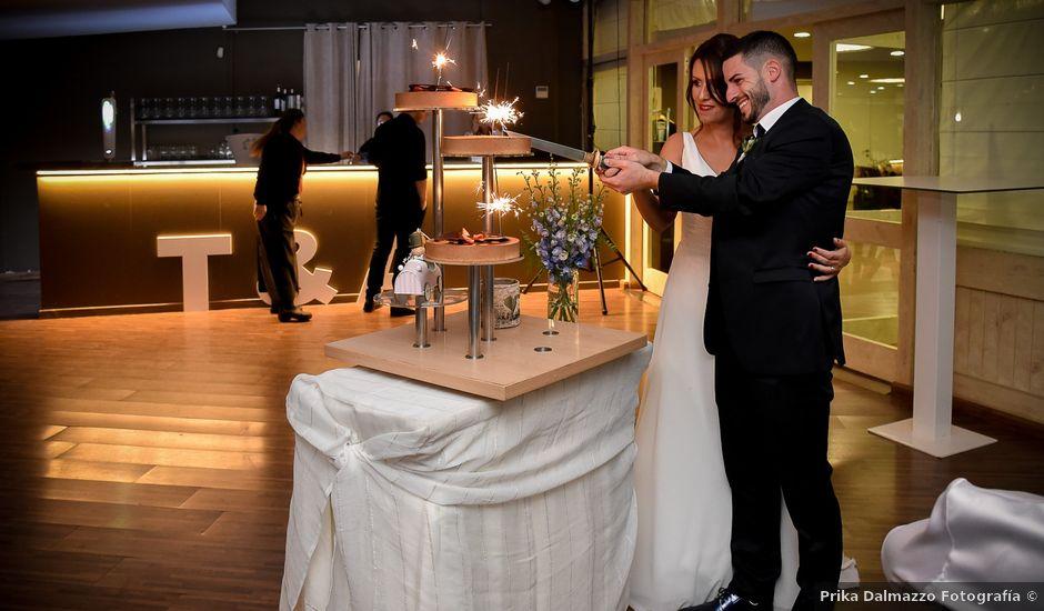 La boda de Antonio y Tamara en Salou, Tarragona