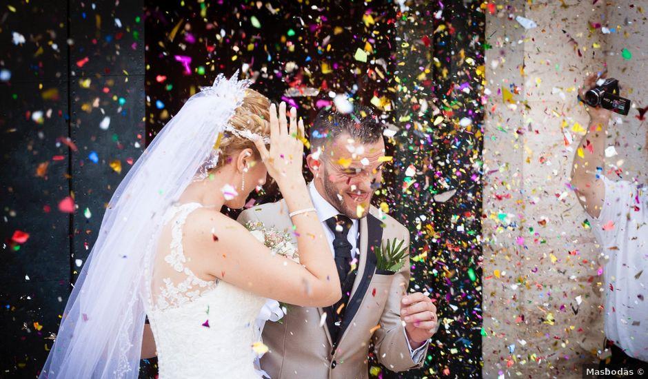 La boda de Juanmi y Rocío en Alfafar, Valencia
