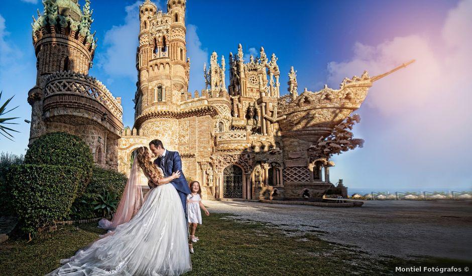 La boda de Julio y Cristina en Alhaurin El Grande, Málaga