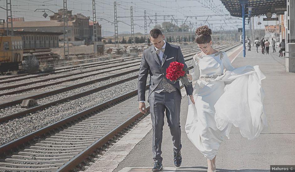 La boda de Josué y Maider en Arguedas, Navarra