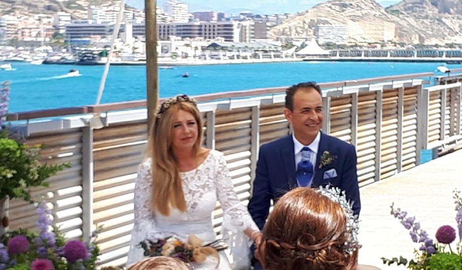 La boda de Fran y Mamen en Alacant/alicante, Alicante