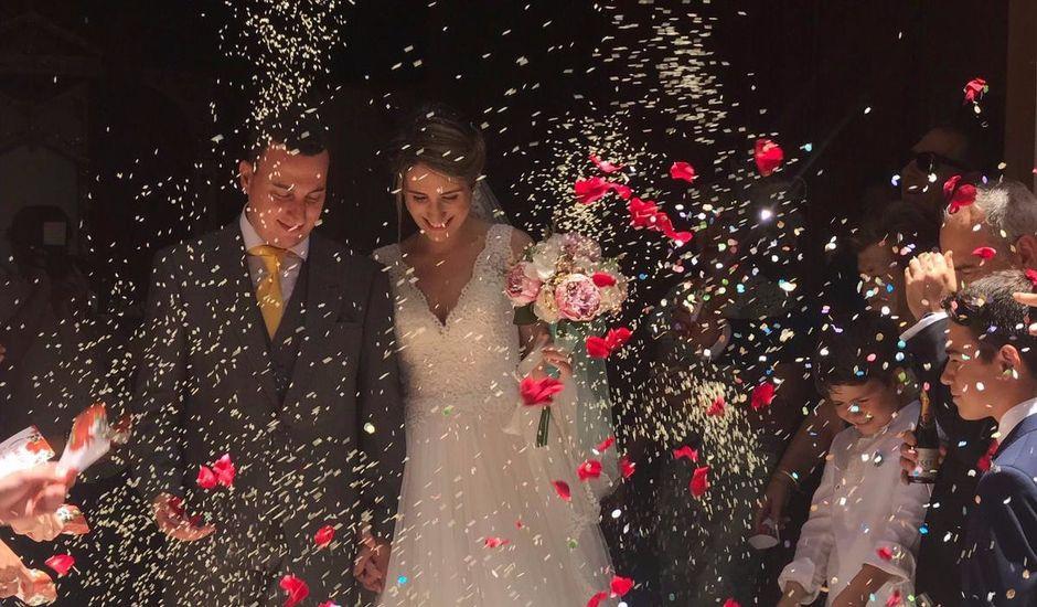 La boda de Alfonso y Soraya en Cartagena, Murcia