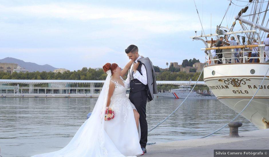 La boda de Jose y Almudena en Villanueva Del Trabuco, Málaga