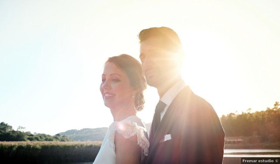 La boda de Miguel y Silvia en Outes, A Coruña