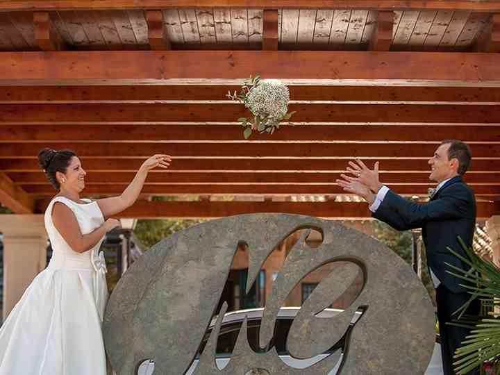 La boda de Marina y Kim