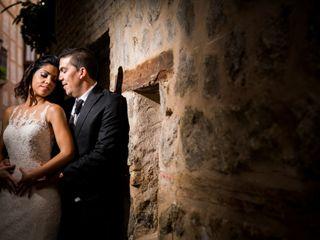 La boda de Patricia y Roberto 1