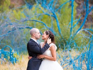 La boda de Mirena y Luis
