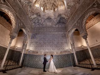 La boda de Cecilia y Enrique