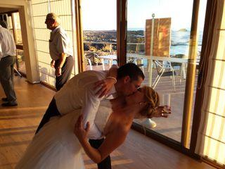 La boda de Diana y José