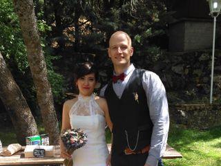 La boda de Nuria y César 1