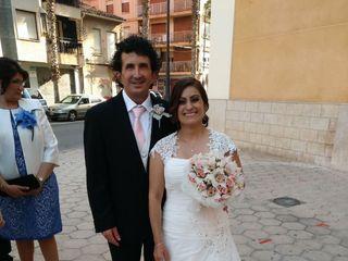 La boda de Luisa y Jose