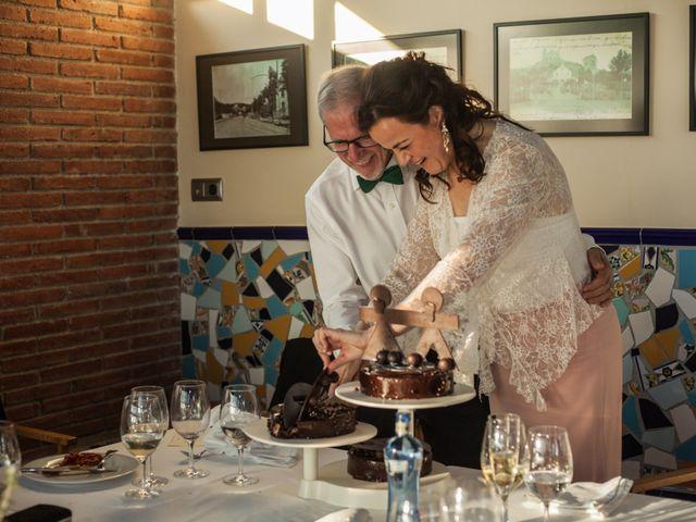 La boda de Antonia y Josep