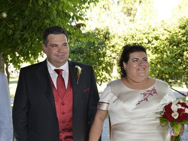 La boda de David y Rebeca