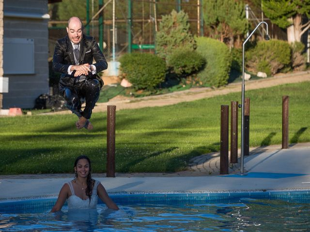 La boda de Luis y Mirena en Carracedelo, León 45