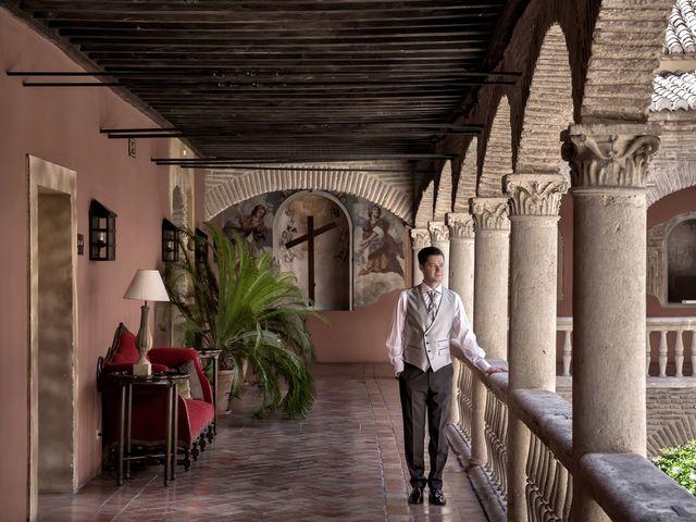 La boda de Enrique y Cecilia en Granada, Granada 3